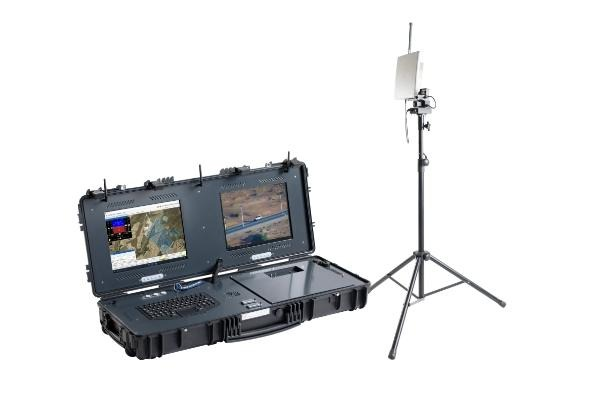 G-Case Duo Ground Control Station plus antenna