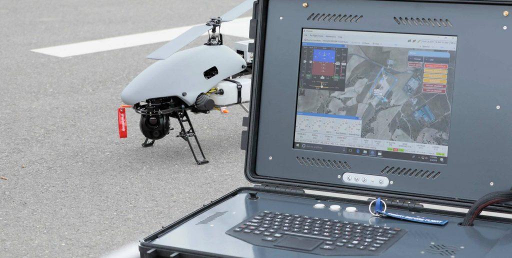 GPS denied UAV