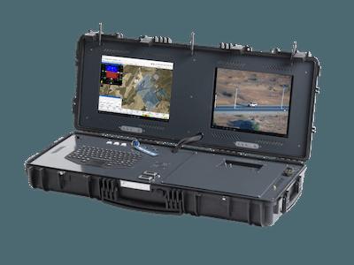 Long Range UAV G-Case Duo: 10 KM