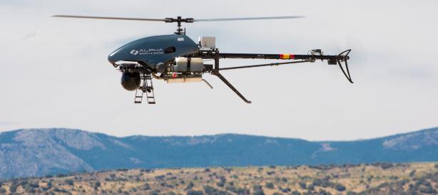 WHY TO CHOOSE ALPHA UAVS INSTEAD OF A MULTIROTOR